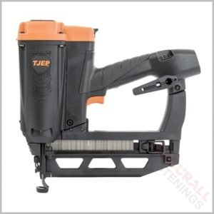 TJEP Cordless Gas 16g Straight Finish Nailer