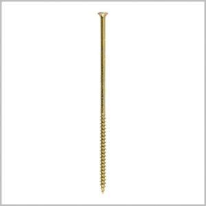 125mm Drywall Screws course thread gold