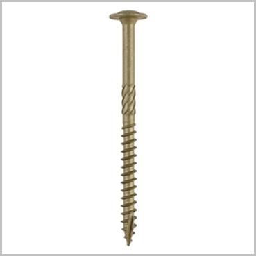 6.7 x 95mm Wafer Head Screws
