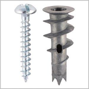 Metal Speed Plugs and Screws
