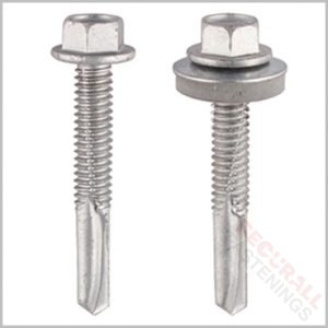 Self Drilling Screws Heavy Section Steel