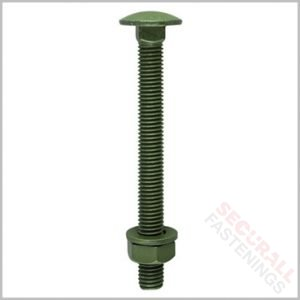Timco M10 x 100mm Index Exterior Carriage Bolts