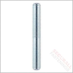 M10 Threaded Bar Rod High Tensile