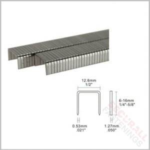 50 Series 8mm Staples