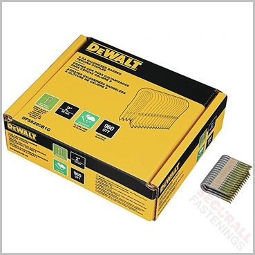 DeWalt Fencing Staples 45mm DFS9175B1G