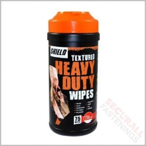 Heavy Duty Builders Wipes Tub