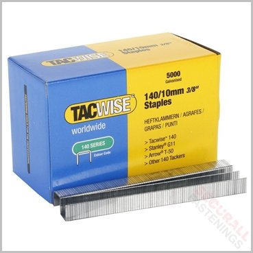 Tacwise 140-10mm Staples