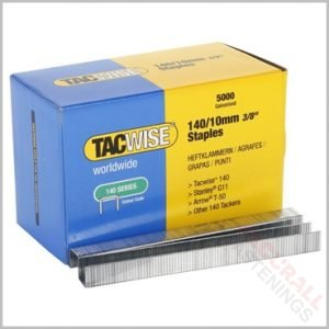 Tacwise 140-8mm Staples