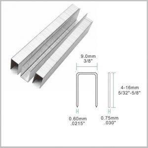 tainless steel 6mm upholstery staples 71