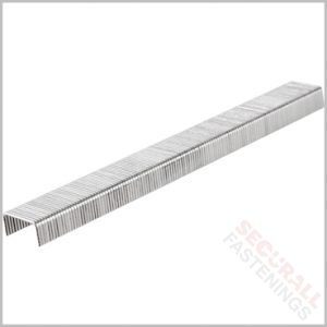 53 6mm Staples Galvanised