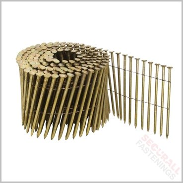 90mm Coil Nails