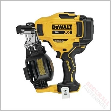 DeWalt Cordless Roofing Coil Nailer Body Only