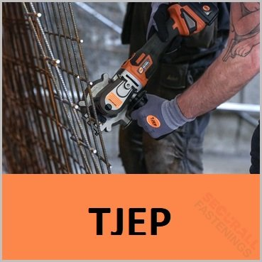 TJEP Cordless Rebar Rod Cutter 30mm RC30A