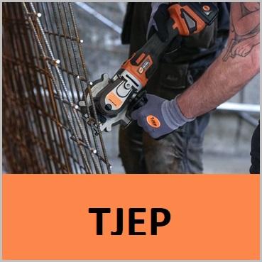 TJEP Cordless Rebar Rod Cutter 20mm RC20A