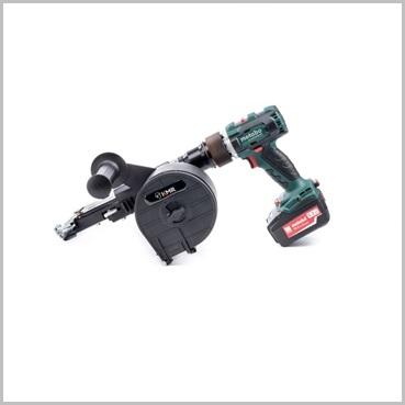 KMR Cordless Coil Screw Gun 3383