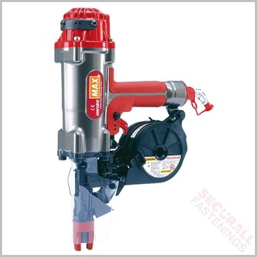 Max HN120 High Pressure Concrete Steel Nailer