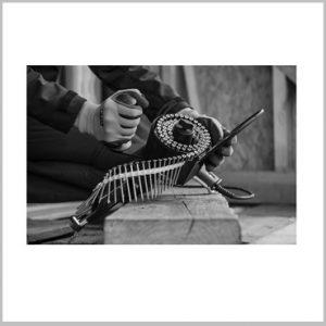 coil magazine screws