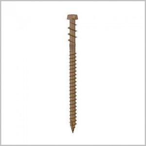 brown decking screws 70mm